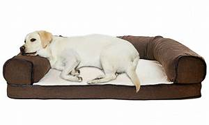 55 off on sofa style orthopedic pet bed livingsocial shop With sofa style orthopedic pet bed mattress