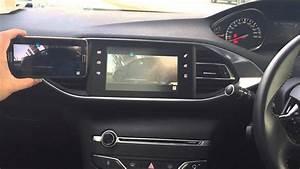 Mirror Screen Peugeot : peugeot 308 2015 mirror link system and dvd player youtube ~ Medecine-chirurgie-esthetiques.com Avis de Voitures