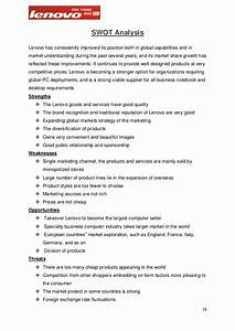 swot analysis assignment