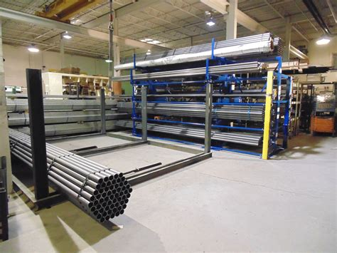 rack engineering crank  cantilever storage system norman machine tool