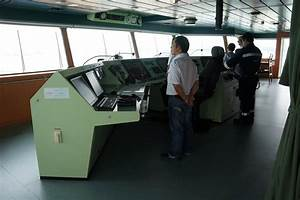 Photos Life On Board A Container Ship Al Jazeera America