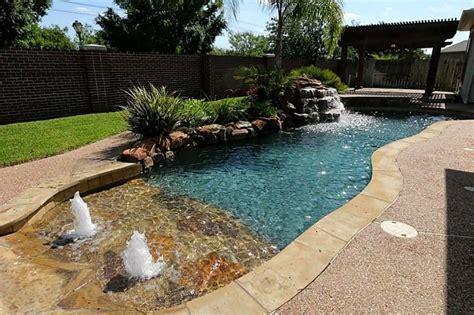 White Travertine Pool Deck
