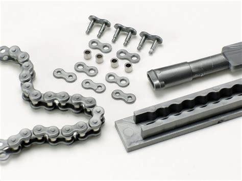 ชุดแต่งโซ่ 12674 Link-type Motorcycle Chain For 1/6