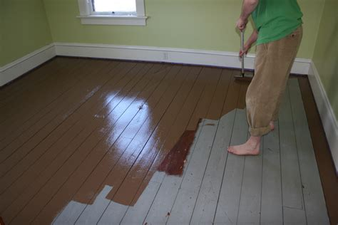 wood floor painting how to build a house