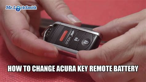 Acura Battery Replacement by Acura Key Fob Battery Newsglobenewsglobe