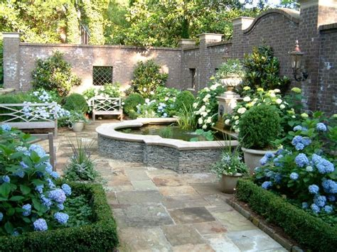 classic garden design georgian classic garden traditional landscape atlanta by howard design studio