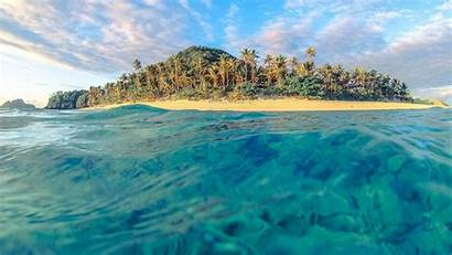 Fiji Island Polynesian Desktop Wallpapers Lagoon Islands