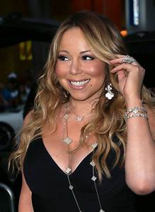 Mariah Carey At Hercules Premiere At The Tcl Chinese Theatre