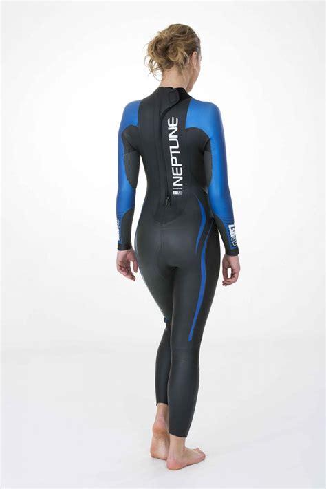 zrd neptune wetsuit woman triathlon