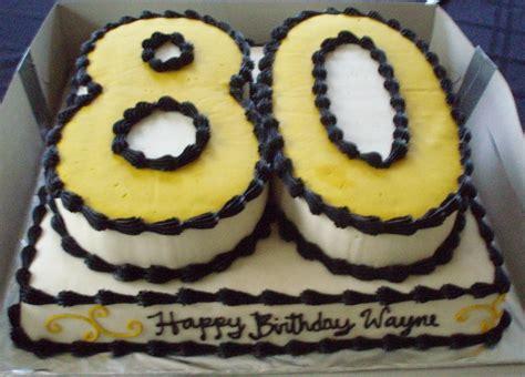 large 80th birthday number cake 80th birthday cake decorations cakelicious net