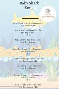 lyrics to baby shark song songstosingtobaby http www