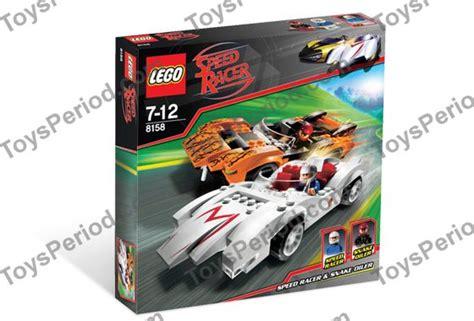 Lego 8158 Speed Racer And Snake Oiler Image 9