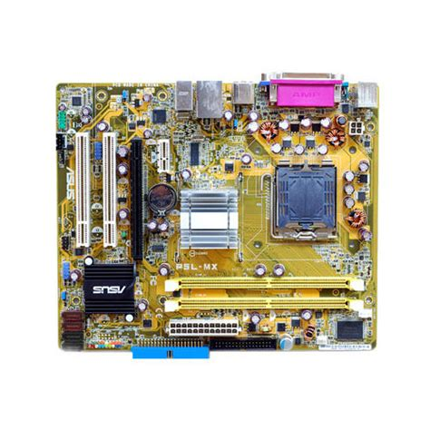 All Free Download Motherboard Drivers: ASUS P5L-MX Driver