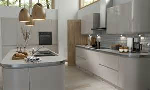 gloss kitchens ideas handleless gloss kitchen wren kitchens