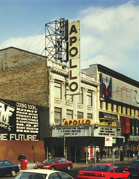 restoration  harlems apollo theater traditional