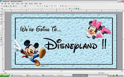 You Re Going To Disneyland Printable We Re Going To Disneyland Coupon The Dis Disney