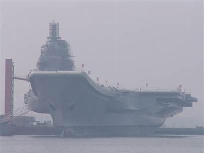 Carrier Aircraft China Varyag Chinese Pla Navy
