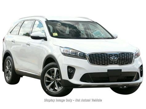 Kia Sorento 2019 White by 2019 Kia Sorento Clear White K507224 Essendon Kia