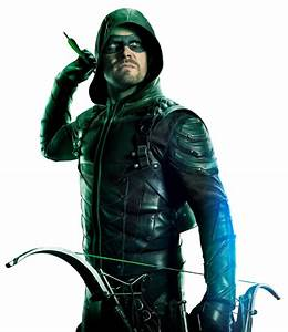 Green Arrow (Crossover) - Transparent! by Camo-Flauge on ...
