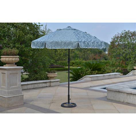 outdoor umbrellas at garden sensation