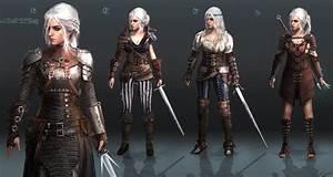 Alternate Ciri Look Incoming As Next DLC Witcher