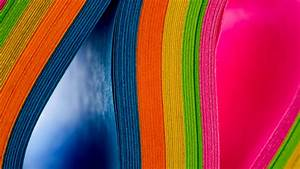 Rainbow, Colors, Paper, Hd, Abstract, Wallpapers