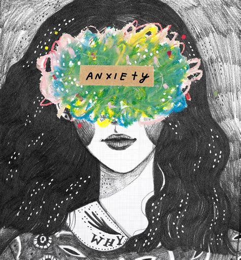 meet  kickass women perfectly depicting anxiety