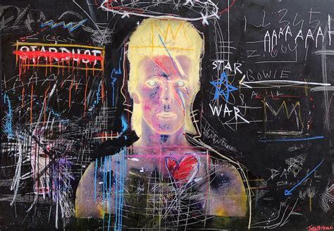 david bowie nick twaalfhoven neo pop art kunst moderne