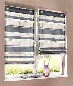 Gardinen Für Balkontür Ohne Bohren : raffrollo ohne bohren 90 cm breit icnib ~ Frokenaadalensverden.com Haus und Dekorationen