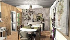 HD wallpapers interieur maison shabby chic modern-wallpaper-ideas ...