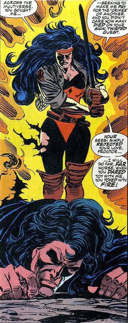 Sersi (Character) - Comic Vine