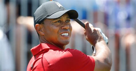 Tiger Woods will play with his 11-year-old son Charlie in ...