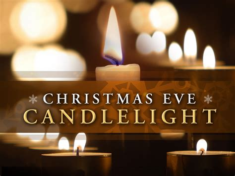 christmas eve service ministry