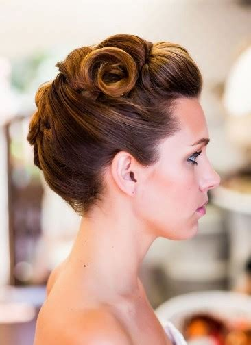 Vintage Updo Hairstyles by 7 Dainty Vintage Updo Hairstyles Pretty Designs