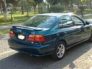 Honda Civic 2000 - Full