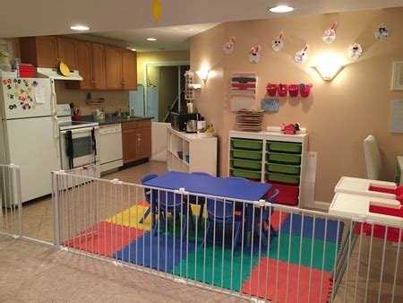 Home Daycare Design Ideas by Child Care S List