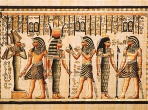 Why The Papyrus Of Manetho And His