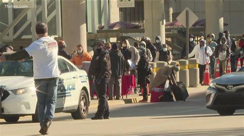 Atlanta MLK Day service calls for nonviolence in turbulent ...