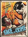 Crime in the Streets (1956) Original French Movie Poster ...
