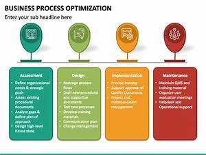 Business Process Optimization Powerpoint Template
