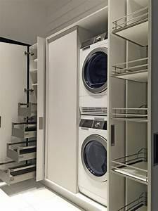 Schränke Für Hauswirtschaftsraum : heimat f r die waschmaschine k chenplaner magazin ~ Indierocktalk.com Haus und Dekorationen