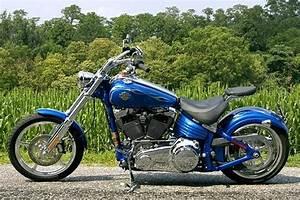 2008 Rocker C  Harley-davidson U0026 39 S Telling Tail