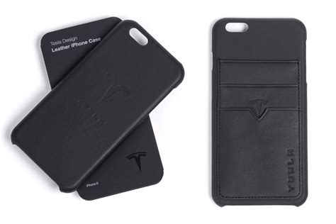 tesla iphone tesla is selling iphone cases made from leftover seat