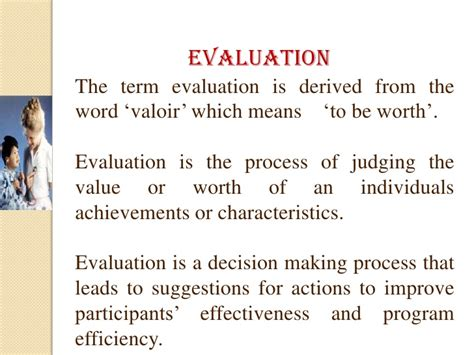 What Is The Difference Between Measurement And Evaluation?