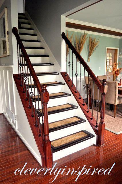 replacing stair spindles diy staircase diy replacing stair spindles diy stair 1881