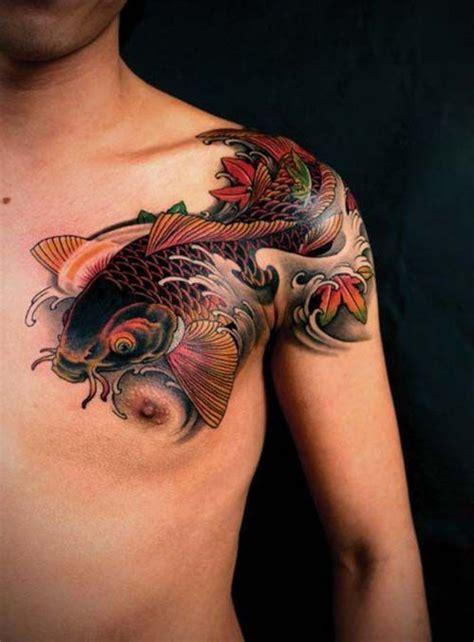 ideas  koi fish tattoo  pinterest koi