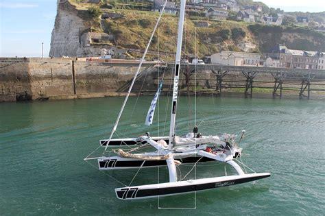 Trimaran Sailboat by 2002 Trimaran Multi 50 Sail Boat For Sale Www Yachtworld