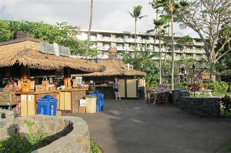 Hotel Tiki Bar by Tiki Bar Picture Of Kaanapali Hotel Lahaina