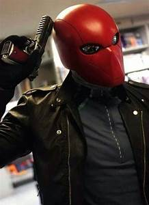 Jason todd cosplay   The Redhood   Pinterest
