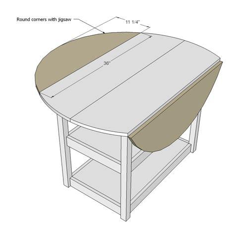 drop leaf table construction drop leaf storage table woodworking plans woodshop plans